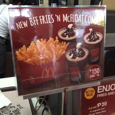 Japan's Mega Potato Kaijus Its Way to Manila as BFF Fries