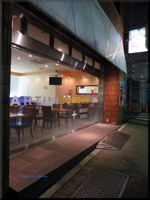 Photo:2014-04-09_ハンバーガーログブック_【神楽坂】Martini Burger (マティーニバーガー) 本格派NewYorkスタイルのダイナーに伺ってきたよ-07 By:logtaka