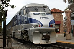 Surfliner Amtrak  # 458