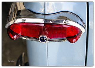 Fancy Tail Light - 1951 Ford (Explored)