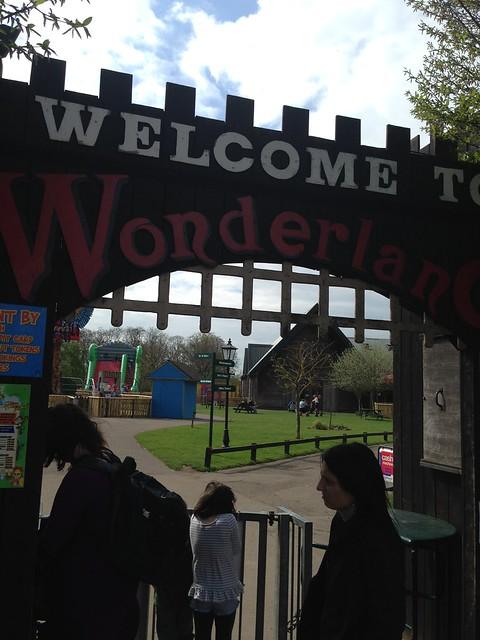 Header of Adventure Wonderland