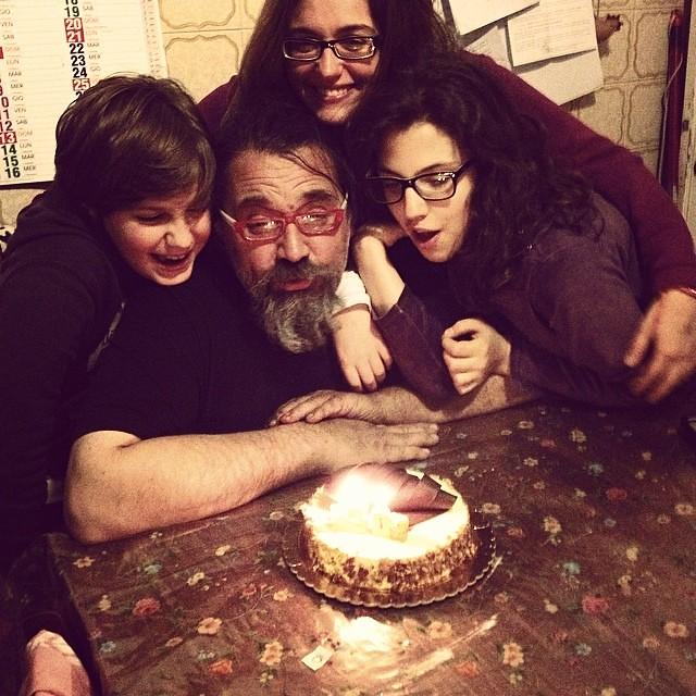 Auguri Fabione!!! #50 #mezzosecolo #compleanno #hbd