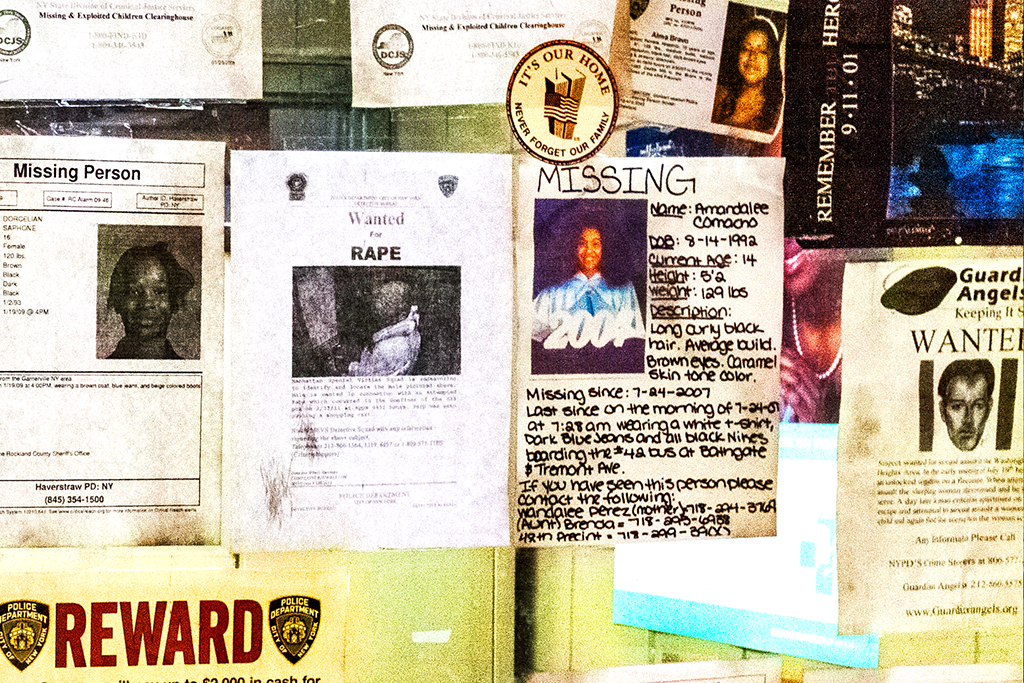 Police-office-at-George-Washington-Bridge-Bus-Station--Washington-Heights-(detail)