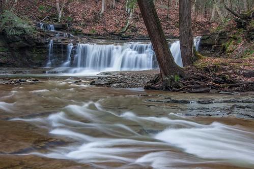 newyork waterfalls wny wyomingcounty varysburg stonybrookcreek