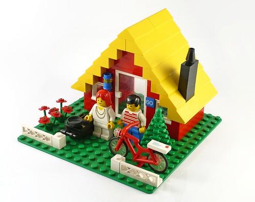 LEGO 6592 Vacation Hideaway 05