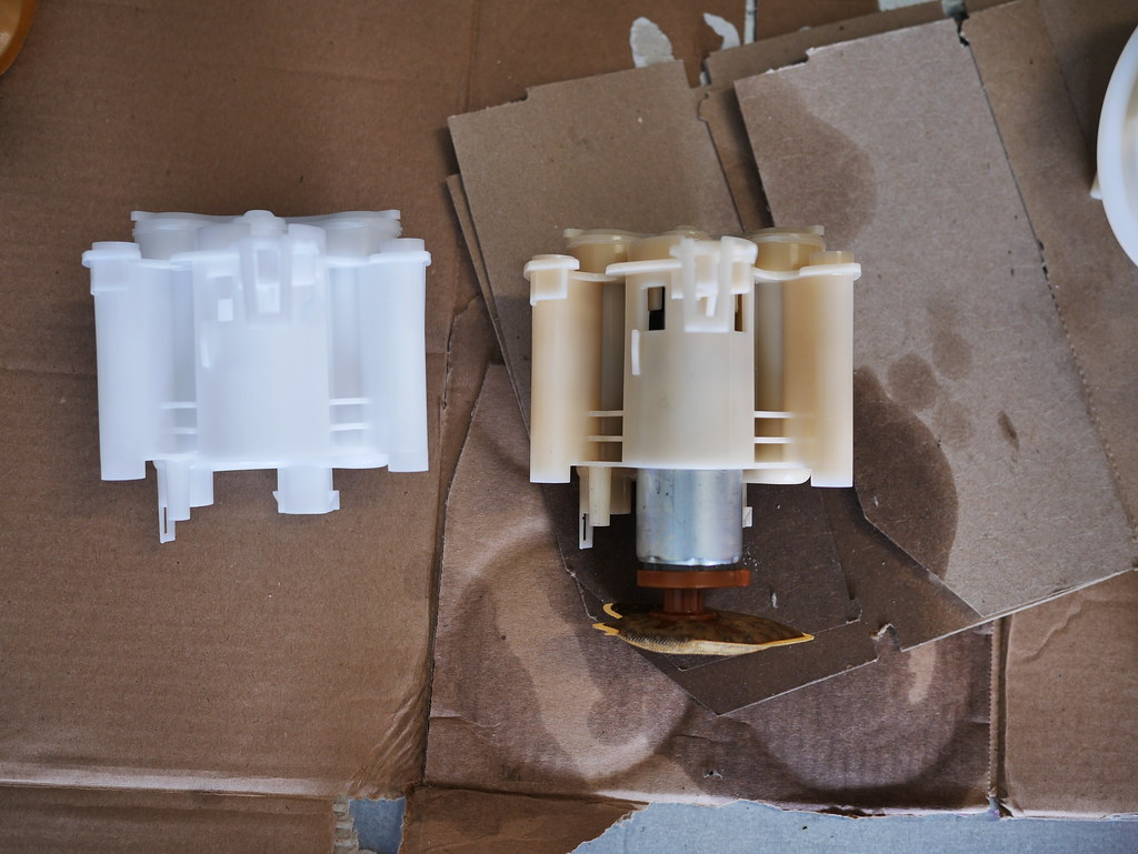 Deatschwerks Dw300c Fuel Pump W Install Kit Subaru Legacy Wrx Filter The Only Reason To Remove Oem If You Are Replacing Is Harvest O Ring Spacer Will Update I Can Find Its Part Number