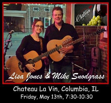 Lisa Jones & Mike Snodgrass 5-13-16