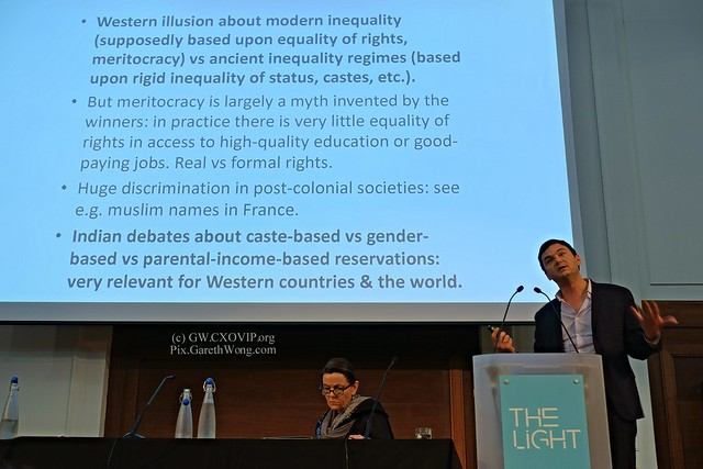 Prof Thomas Piketty, @PikettyLeMonde conclusion at 2016 LSE, Annual Inequality Conference, Inequality Institute re