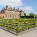 Hanbury Hall from Garden