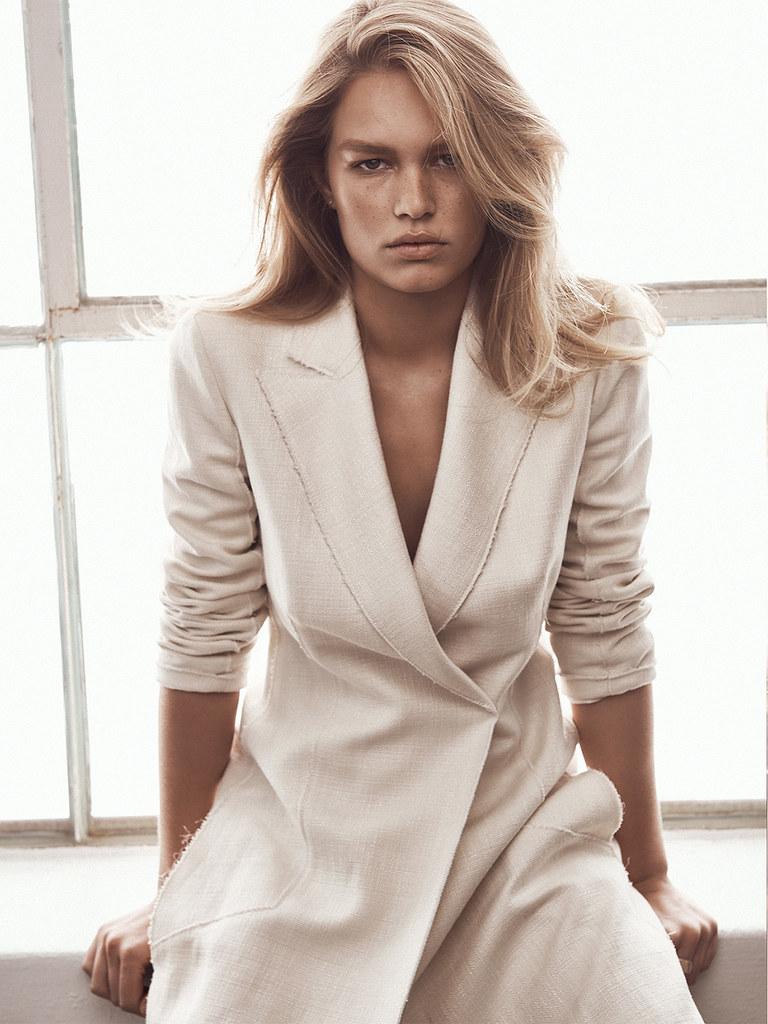 Анна Эверс — Фотосессия для «Vogue» UK 2016 – 7