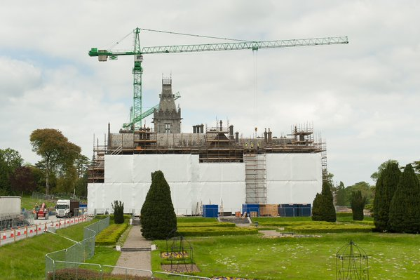 Adare Manor Renovations 2016