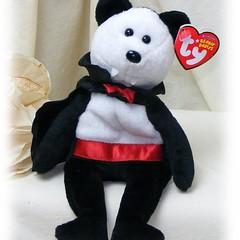 "TY Beanie Baby ""Baron Van Pyre"" www.TheCraftBlossom.com"