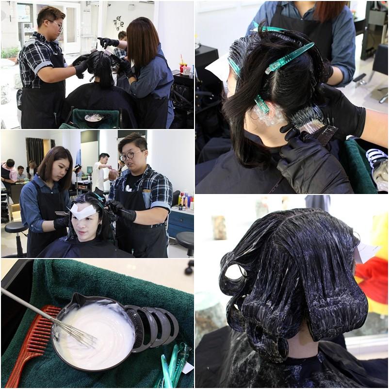 27928575776 407bc81a30 b - 熱血採訪。台中北區【YORK Salon】人生中第一次染髮記錄,剪燙染護一次完成!