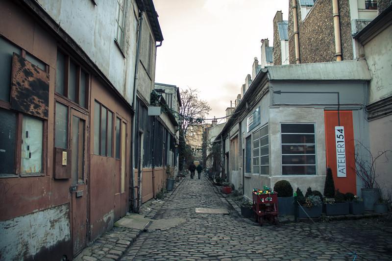 atelier 154 | rue Oberkampf 75011 Paris | alicia es ...
