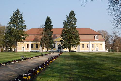 Barocke Stadthalle