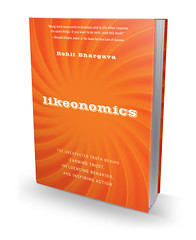 High Resolution JPEG - Likeonomics Book Cover
