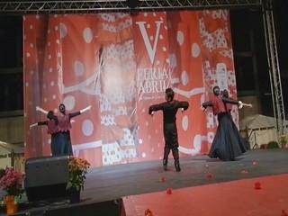 video 04 Rocieros del Amanecer V Feria de Abril Las Palmas de Gran Canaria 2012