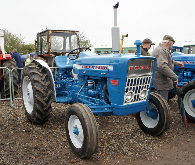 Ford 3000 Tractor Manual : Ford tractor autos we