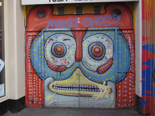 Streetart in Amsterdam