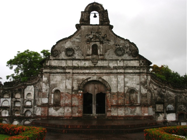 Nagcarlan chapel