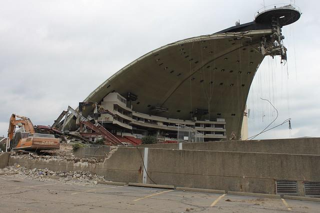 Civic Arena Demolition Flickr Photo Sharing