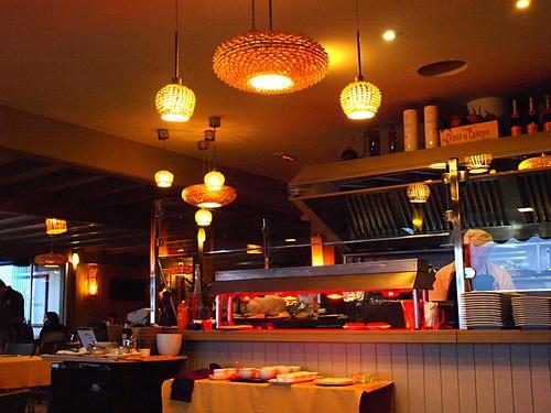 La Peskera Restaurant, Costa Teguise, Lanzarote