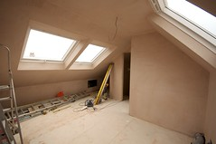 beam(0.0), plaster(0.0), floor(1.0), attic(1.0), room(1.0), property(1.0), loft(1.0), ceiling(1.0), flooring(1.0),