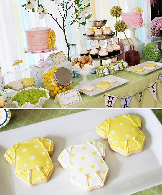 Baby Girl Baby Shower Food Ideas: Living Room Decorating Ideas: Spring Baby Shower Cake Ideas