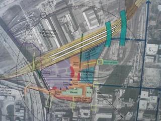 Downtown Arena/Intermodal Concept April 12, 2012 City Hall Workshop