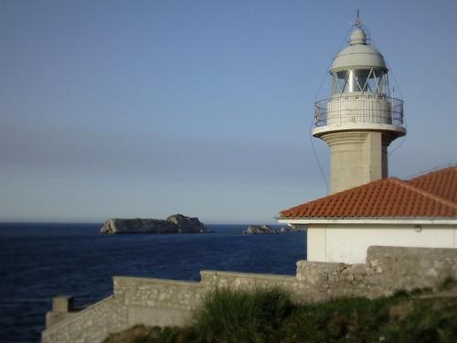 Faro de Suances