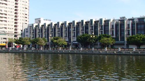 台南運河~豪宅