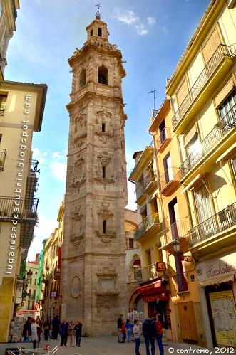 Torre de Santa Caterina (Valencia, España)