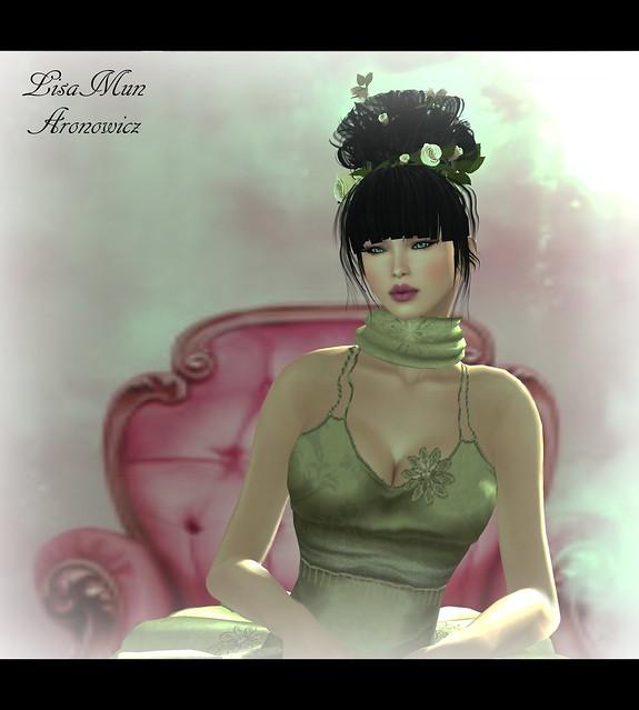 Sitting Pretty -)