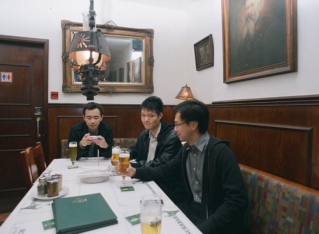 Mamiya 645 35mm f/3.5 + fujicolor pro 400H 中片幅超廣角試玩