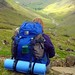 On the Corridor route to Scafell pike.