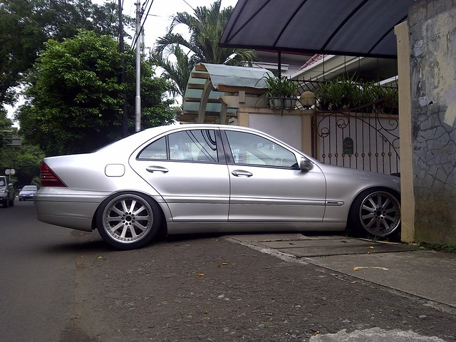 C200 Silver Stance Page 2 Mbworld Org Forums