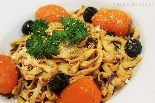 Red Pesto Pasta P220