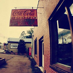 Old Coca-cola #sign #photoadayjune