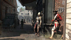 First Look: Assassin's Creed III - Sneak Attack Contextual Cover
