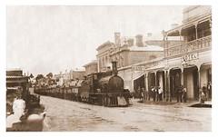 Train, Old Spot c1890