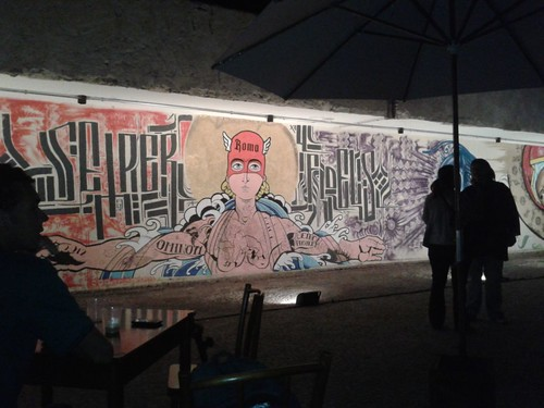 eikonprojekt goes to brasil - vernissage by OMINO71