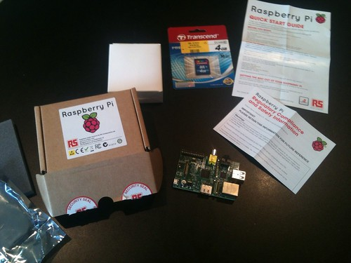 Raspberry pi out of box