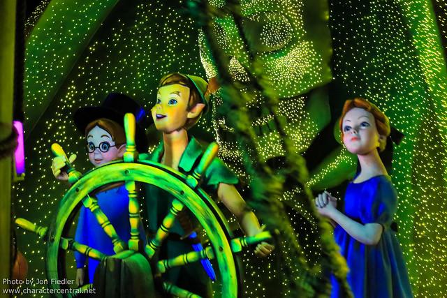 DLP April 2012 - Riding Peter Pan's Flight