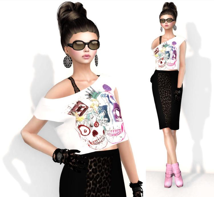 Posh Girl 4-1a
