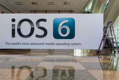 Apple iOS 6 Banner WWDC 2012
