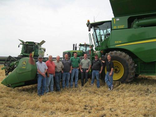 John Deere group visit