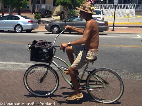 Bikes in Siesta Key, Florida-23