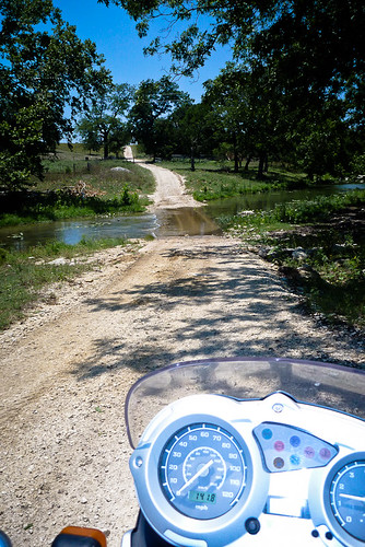 CR 416 Water Crossing
