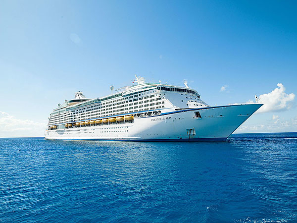 Royal Caribbean International's Voyager of the Seas (image provided by Royal Caribbean International)