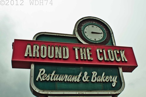 Around the Clock by William 74